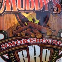 Photo taken at Muddy's Smokehouse BBQ by Tony M. on 3/30/2012