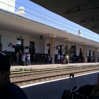 Photo taken at Train 611 Casablanca to Marrakech by Anne L. on 7/19/2012