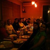Photo taken at Delluccio Pizza Bar by Caio C. on 8/2/2012