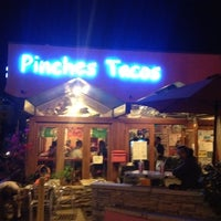 Photo taken at Pinches Tacos by Victor E. on 8/19/2012