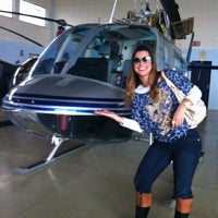 Photo taken at Helitec Taxi Aereo by Lilian M. on 6/10/2012