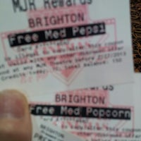 Photo taken at MJR Brighton Towne Square Digital Cinema 20 by QDville on 8/31/2012