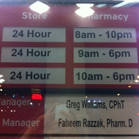 Photo taken at Walgreens by Patricia C. on 6/22/2012
