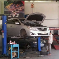 Photo taken at Fast Car Center by Risaldo M. on 4/12/2012