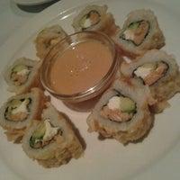 Photo taken at Samurai Japanese Restaurant by Sammi S. on 8/11/2012