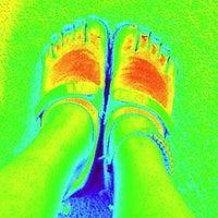 Photo taken at Barefoot Don by Kai J. on 4/23/2012