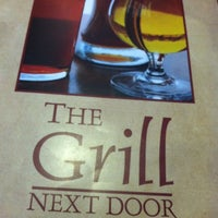 Photo taken at The Grill Next Door by Steve G. on 6/6/2012