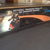 Photo taken at The Rinks Anaheim Ice by Vicky . on 7/22/2012