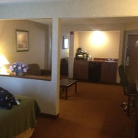 Photo taken at Holiday Inn Express Tiffin by Brian on 8/23/2012