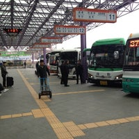Photo taken at Incheon Bus Terminal by Genie P. on 3/14/2012