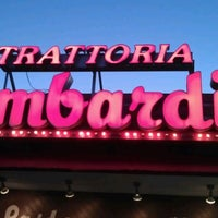 Photo taken at Trattoria Lombardi's Family Restaurant by Mindy P. on 9/9/2012