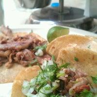 Photo taken at El Rey Del Suadero by Seday M. on 5/11/2012