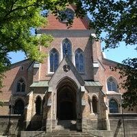 Photo taken at Kloster St. Ottilien by Zum D. on 5/26/2012