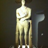 Photo taken at museo Archeologico Nazionale d'Abruzzo - Villa Frigerj by Marcello E. on 4/15/2012