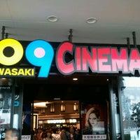 Photo taken at 109 Cinemas by natsumeda on 4/30/2012