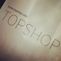 Photo taken at Topshop by Mar M. on 7/28/2012