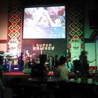 Photo taken at Borneo Baruk Club by Banek R. on 3/24/2012