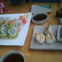 Photo taken at Sushi House by Gaspar G. on 6/12/2012