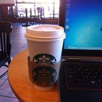 Photo taken at Starbucks by Steven G. on 4/26/2012