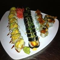 Photo taken at Izziban Sushi by Gabriela L. on 6/11/2012