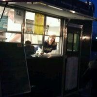 Photo taken at Pie Pushers by Kirk N. on 2/21/2012