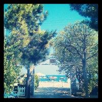 8/11/2012 tarihinde Kerim K.ziyaretçi tarafından Assos Hunters Hotel'de çekilen fotoğraf