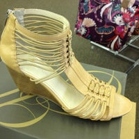 Photo taken at SRI Shoe Warehouse Inc by Temeka C. on 4/19/2012