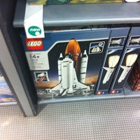 Photo taken at The LEGO Store by Charles T. on 6/26/2012