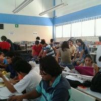 Photo taken at Laboratorio IEC, Facultad de Ingeniería by Luis Alan G. on 6/5/2012