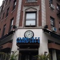Photo taken at Grand Café by Ryan E. on 4/26/2012