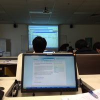 Photo taken at Room 1221 : ITE college West by Chuah T. on 4/12/2012