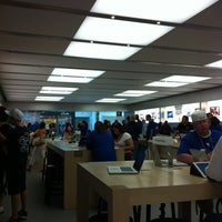 Photo taken at Apple Cherry Hill by Desiree M. on 5/19/2012
