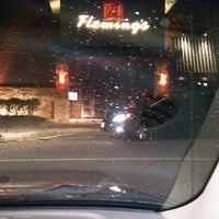 Photo taken at Fleming's Prime Steakhouse & Wine Bar by Anna I. on 2/14/2012