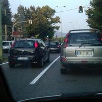 Photo taken at Tangenziale Ovest Brescia by El M. on 9/10/2012