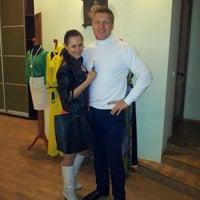Photo taken at Шоу рум LiGali by Александр В. on 4/18/2012