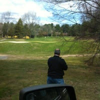 Photo taken at Farmington Woods Country Club by Beau B. on 4/11/2012