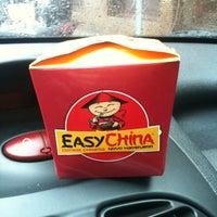 Photo taken at Easy China by Rodrigo B. on 2/25/2012