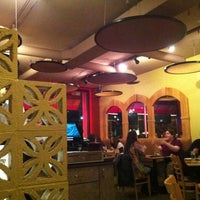 Photo taken at Aladdin's Eatery by Beatrice B. on 3/8/2012