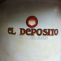 Foto tomada en El Depósito por Alex B. el 5/19/2012