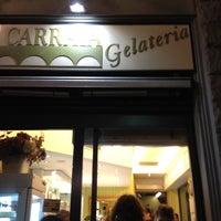 Foto scattata a Gelateria La Carraia da Giuseppe S. il 5/8/2012