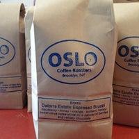 Снимок сделан в Oslo Coffee пользователем Rusty B. 5/20/2012