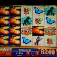 Photo taken at Little Six Casino by Joe T. on 2/9/2012