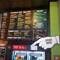 Photo taken at Potbelly Sandwich Shop by Joshua W. on 4/10/2012