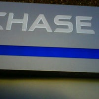 Photo taken at Chase Bank by Justina G. on 4/11/2012