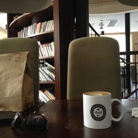 Photo taken at Library Coffee by Sandy H. on 6/16/2012