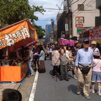 Photo taken at サンクス 横浜青木町店 by Takashige S. on 6/10/2012