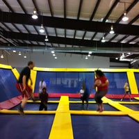 Photo taken at Sky High Sports by Sang L. on 5/19/2012