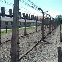Photo taken at Auschwitz-Birkenau Museum by Dmitry Y. on 6/24/2012