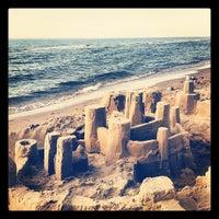 Photo taken at Lubiatowo - Morze by Marek O. on 7/9/2012