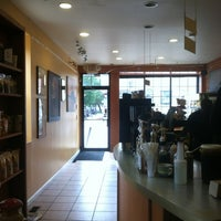 Photo taken at Koba Cafe by Andrew H. on 8/14/2012